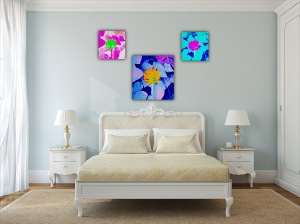 Decoration art photography flowers Deco